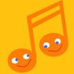 Ноты в целях детей: фортепиано, вокал, хор
