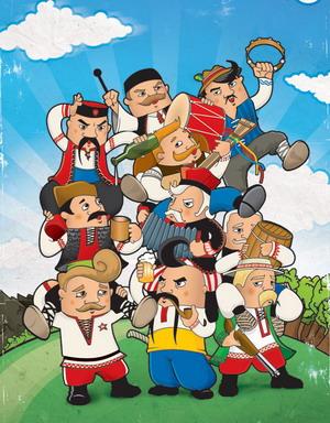 Русские народные песни - слушать онлайн и скачать